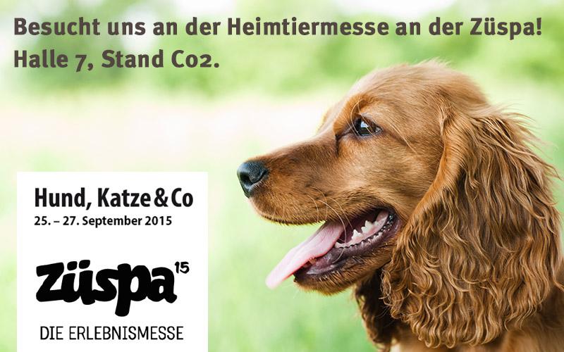 Wettbewerb Zuespa Hundeherz.ch