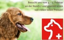 Wettbewerb am Hundeherz.ch-Stand an der Hundemesse 2017